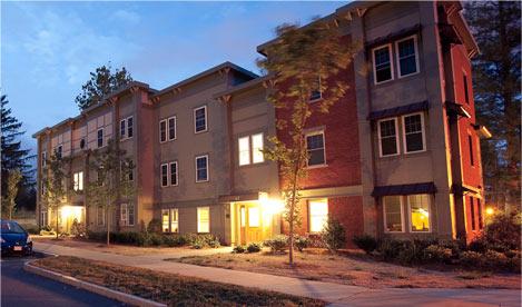 Apartments The Homes Village Hill Northampton